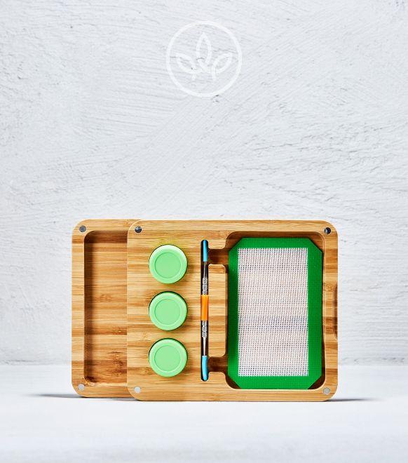 BHO Holz Aufbereitungs Set
