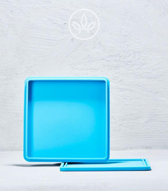 BHO Silikon Tablet mit Deckel