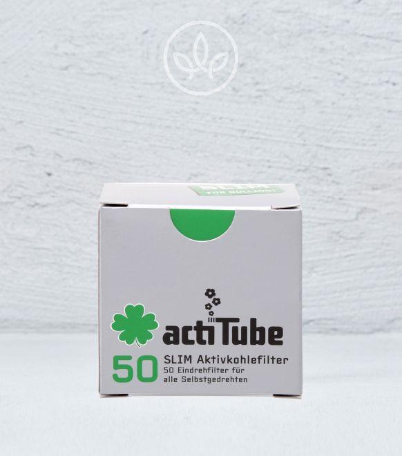Slim Aktivkohlefilter 7mm