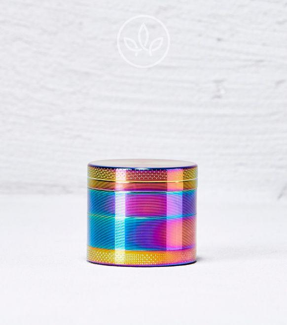 Metal Grinder Pearl 40mm 4-teilig