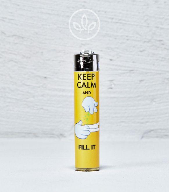 Joint Feuerzeug Keep Calm