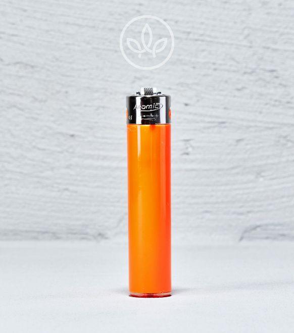 Joint Feuerzeug Vollfarbe, Orange