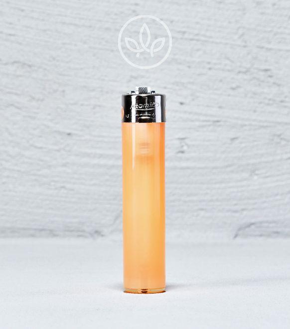 Joint Feuerzeug Semi Transparent, Orange