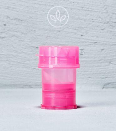 Plastik Grinder Box 40mm 4-teilig