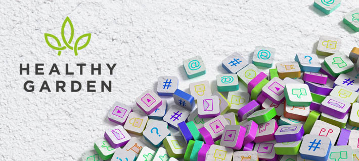 Healthygarden Social Media Banner