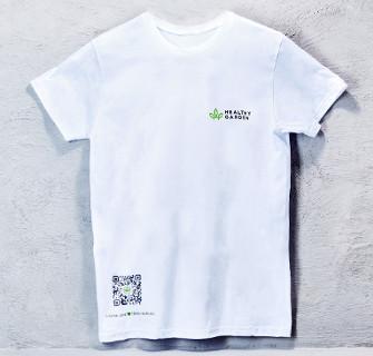 T-Shirt kostenlos im SWAG-Programm